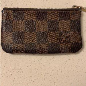 Louis Vuitton Card Holder REAL